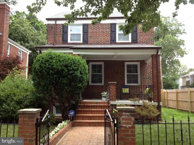 5311 43RD Street NW, WASHINGTON, DC 20015 (#DCDC400596) :: Eng Garcia Grant & Co.