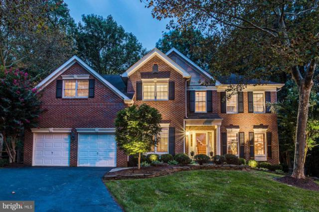 8 Deer Trail Court, GAITHERSBURG, MD 20878 (#MDMC621518) :: Remax Preferred | Scott Kompa Group