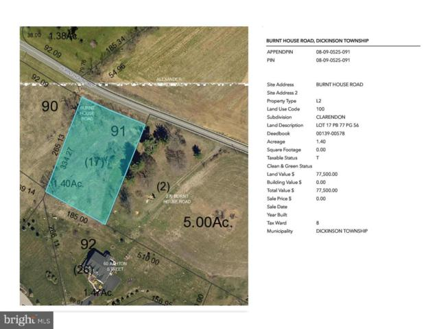 Clarendon - Burnt House Road Lot17, CARLISLE, PA 17015 (#PACB109662) :: The Heather Neidlinger Team With Berkshire Hathaway HomeServices Homesale Realty