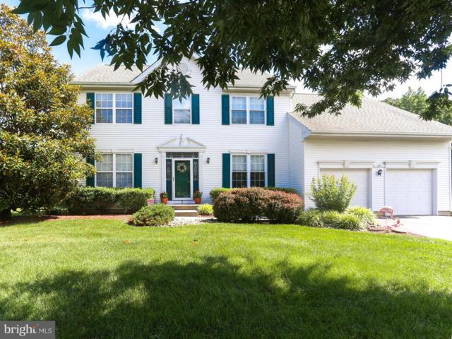 18 Wycklow Dr, ROBBINSVILLE, NJ 08691 (#NJME265802) :: Colgan Real Estate