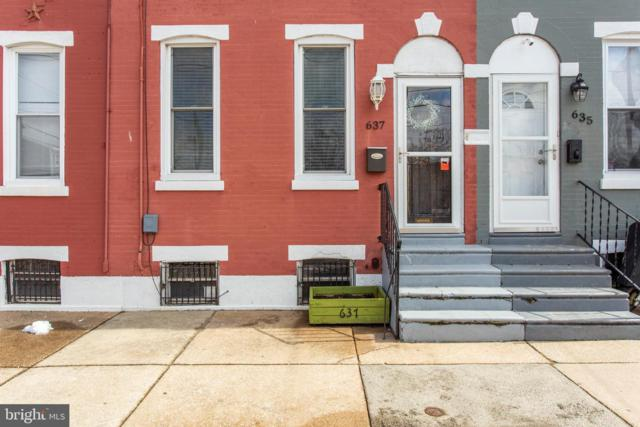 637 N 33RD Street, PHILADELPHIA, PA 19104 (#PAPH721896) :: Remax Preferred | Scott Kompa Group