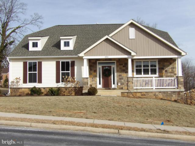 L-22 Chanterelle Court, STEPHENS CITY, VA 22655 (#VAFV145076) :: Bruce & Tanya and Associates