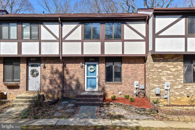 454 Knottwood Court, ARNOLD, MD 21012 (#MDAA375738) :: Great Falls Great Homes