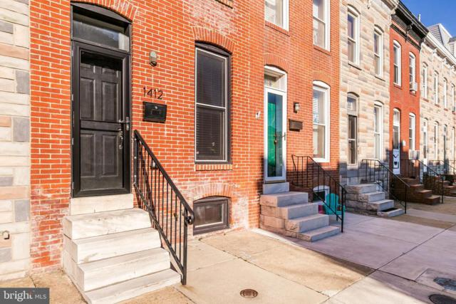 1412 Towson Street, BALTIMORE, MD 21230 (#MDBA438220) :: The Putnam Group