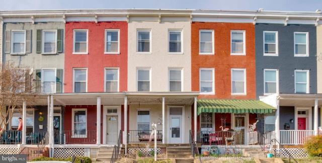 716 W 34TH Street, BALTIMORE, MD 21211 (#MDBA438242) :: The MD Home Team