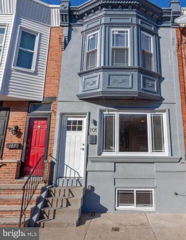 105 Wolf Street, PHILADELPHIA, PA 19148 (#PAPH722134) :: Colgan Real Estate