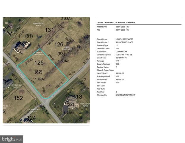 Clarendon - Linden Drive W Lot 82, CARLISLE, PA 17015 (#PACB109714) :: The Heather Neidlinger Team With Berkshire Hathaway HomeServices Homesale Realty