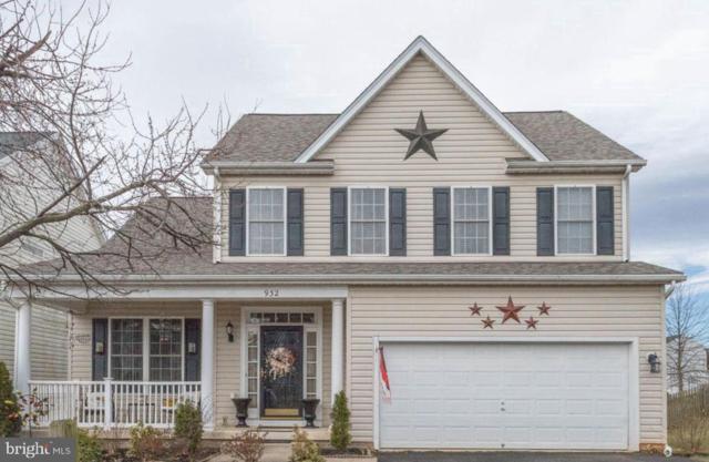 932 Fairwood Drive, CULPEPER, VA 22701 (#VACU134740) :: Great Falls Great Homes