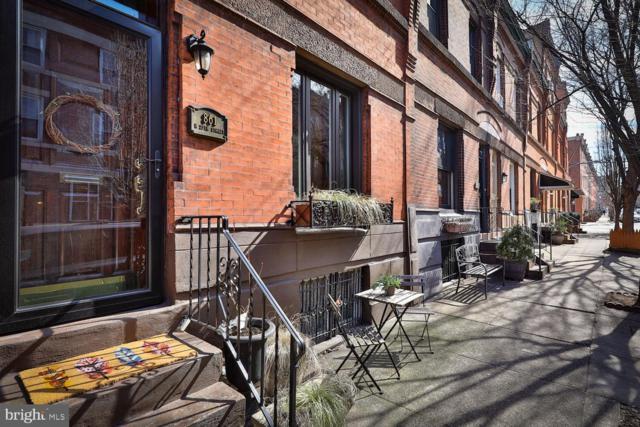 861 N 25TH Street, PHILADELPHIA, PA 19130 (#PAPH722360) :: Keller Williams Realty - Matt Fetick Team