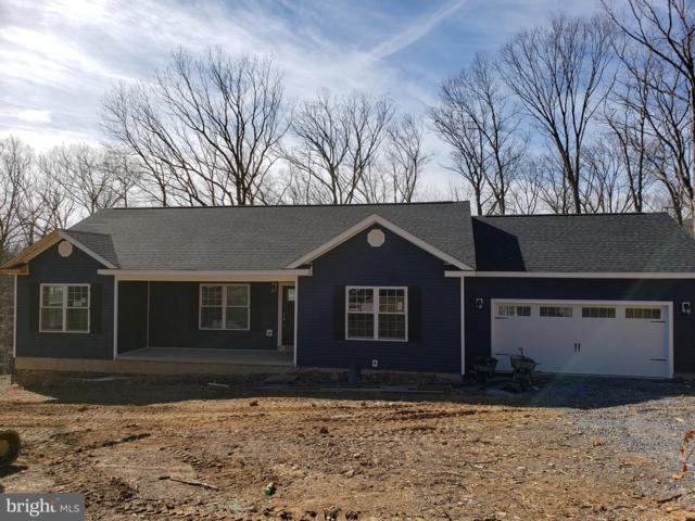 601 Hickory Trail, WINCHESTER, VA 22602 (#VAFV145158) :: Colgan Real Estate