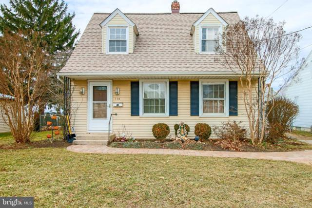 114 S Jefferson Street, HANOVER, PA 17331 (#PAAD105232) :: The Heather Neidlinger Team With Berkshire Hathaway HomeServices Homesale Realty