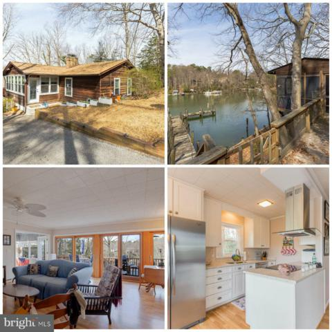215 Calvert Drive, LUSBY, MD 20657 (#MDCA164688) :: The Riffle Group of Keller Williams Select Realtors