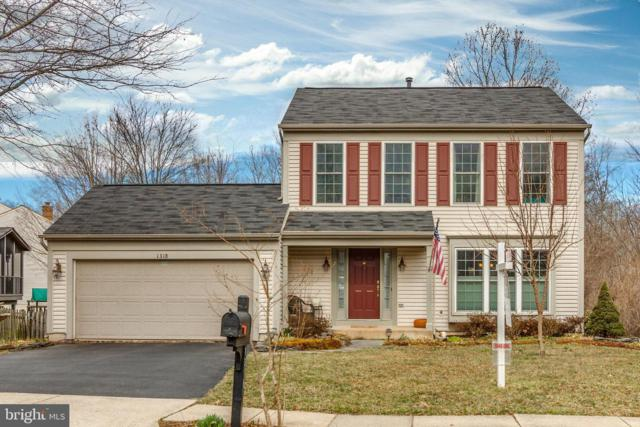 1318 Cassia Street, HERNDON, VA 20170 (#VAFX996152) :: SURE Sales Group