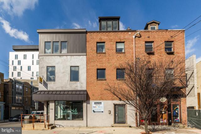 800 N 2ND Street #4, PHILADELPHIA, PA 19123 (#PAPH722586) :: Keller Williams Realty - Matt Fetick Team