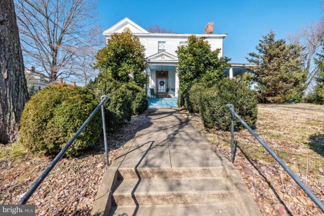 86 Culpeper Street Street, WARRENTON, VA 20186 (#VAFQ155524) :: Pearson Smith Realty