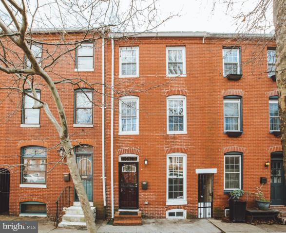2009 Bank Street, BALTIMORE, MD 21231 (#MDBA438508) :: The Putnam Group