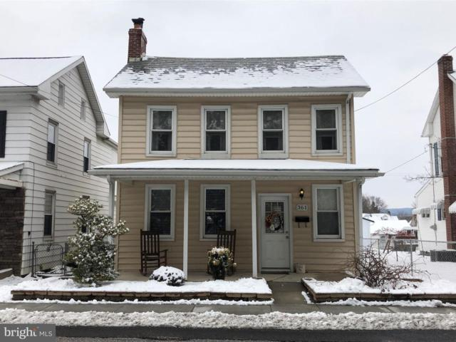 361 3RD Street, HANOVER, PA 17331 (#PAAD105248) :: The Heather Neidlinger Team With Berkshire Hathaway HomeServices Homesale Realty