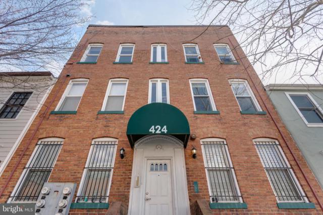 424 Ridge Street NW #5, WASHINGTON, DC 20001 (#DCDC400992) :: AJ Team Realty