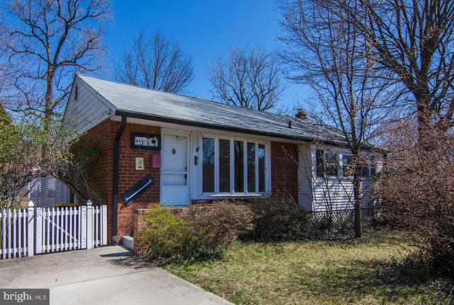 6401 85TH Place, NEW CARROLLTON, MD 20784 (#MDPG502150) :: Colgan Real Estate