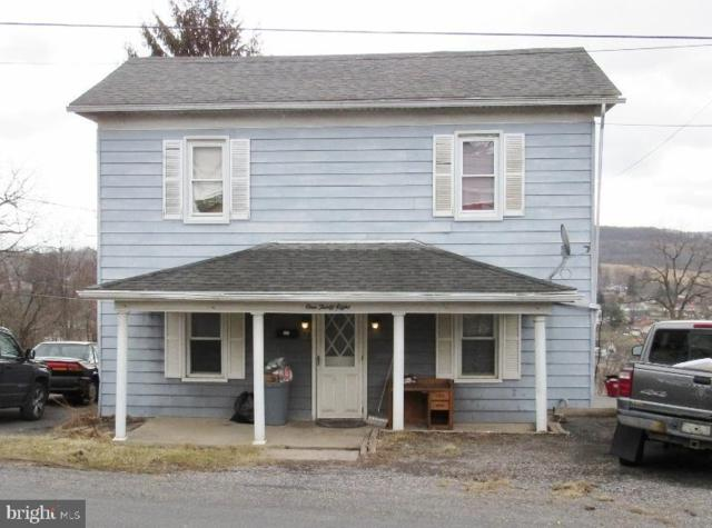 138 Spring Street, FROSTBURG, MD 21532 (#MDAL130096) :: Five Doors Network
