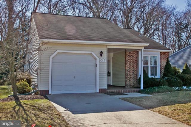 36 Falmouth Drive, MOUNT LAUREL, NJ 08054 (#NJBL324446) :: Colgan Real Estate