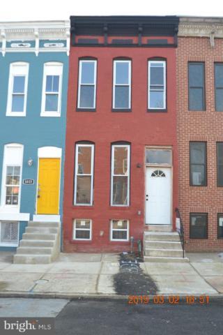 1017 W Fayette Street, BALTIMORE, MD 21223 (#MDBA438612) :: The Putnam Group