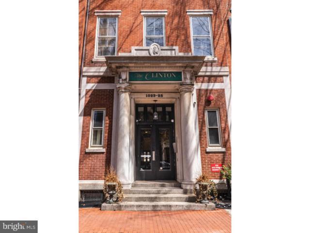 1023 Clinton Street #301, PHILADELPHIA, PA 19107 (#PAPH723082) :: Keller Williams Realty - Matt Fetick Team