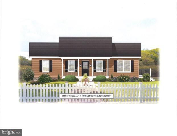 Lot 2 Merrimac Road, CULPEPER, VA 22701 (#VACU134784) :: RE/MAX Cornerstone Realty