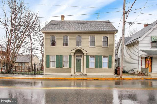 121 South Main, MERCERSBURG, PA 17236 (#PAFL160950) :: Advance Realty Bel Air, Inc