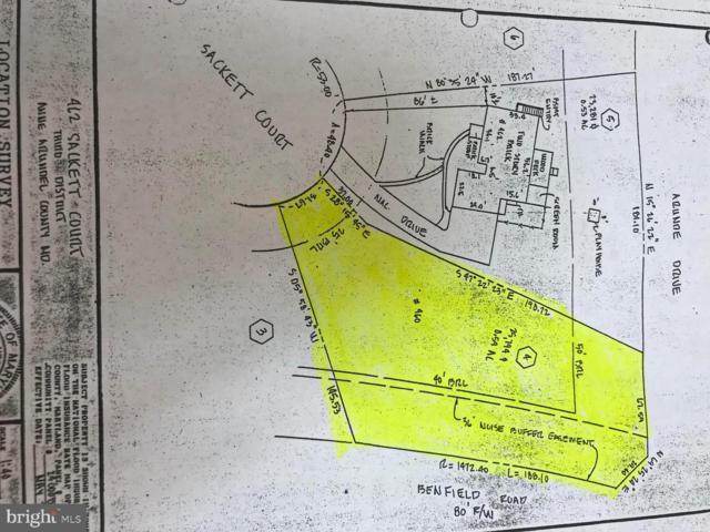 460 Sackett Court, SEVERNA PARK, MD 21146 (#MDAA376286) :: Great Falls Great Homes