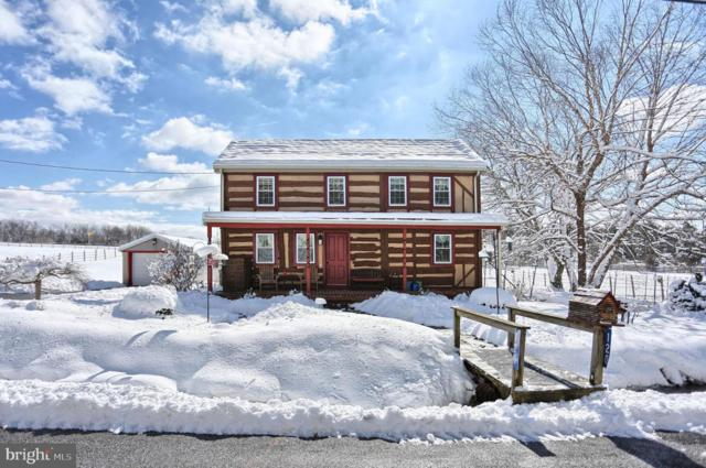 120 Church Road, LEWISBERRY, PA 17339 (#PAYK111220) :: The Heather Neidlinger Team With Berkshire Hathaway HomeServices Homesale Realty