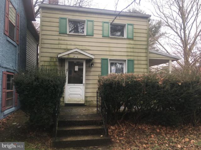 516 N Main Street, BERNVILLE, PA 19506 (#PABK325812) :: Ramus Realty Group