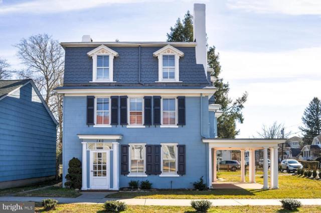 140 W Broad Street, BURLINGTON, NJ 08016 (#NJBL324604) :: Colgan Real Estate