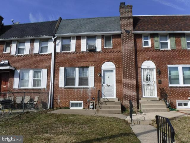 225 Wynnewood Avenue, LANSDOWNE, PA 19050 (#PADE438542) :: Remax Preferred | Scott Kompa Group