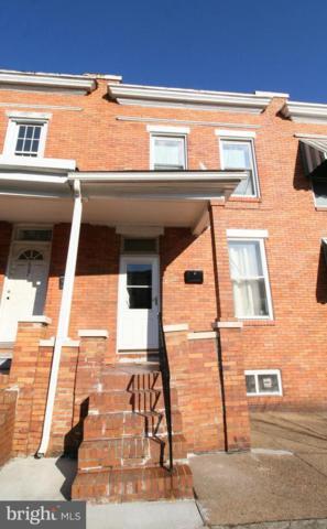 605 N Clinton Street, BALTIMORE, MD 21205 (#MDBA438848) :: AJ Team Realty