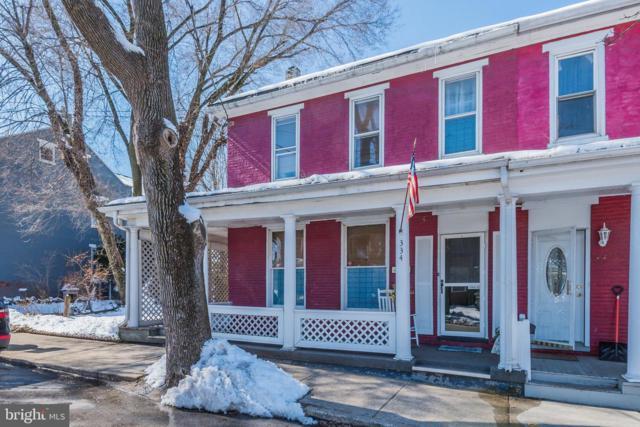 334 N Bedford Street, CARLISLE, PA 17013 (#PACB109872) :: Benchmark Real Estate Team of KW Keystone Realty