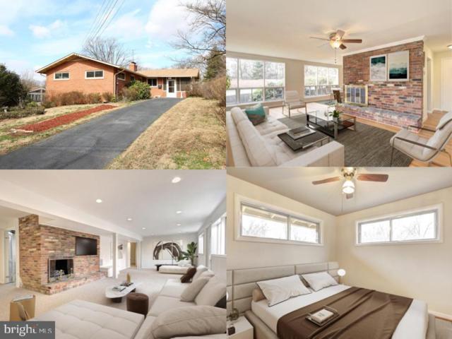 10100 Farmington Drive, FAIRFAX, VA 22030 (#VAFC116684) :: Great Falls Great Homes