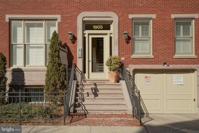 1903-05 Green Street #11, PHILADELPHIA, PA 19130 (#PAPH723710) :: Keller Williams Realty - Matt Fetick Team