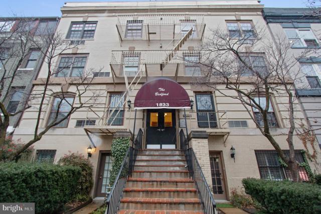 1833 California Street NW #203, WASHINGTON, DC 20009 (#DCDC401368) :: The Foster Group