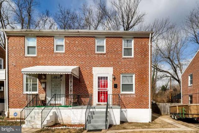 434 S Wickham Road, BALTIMORE, MD 21229 (#MDBA438958) :: Advance Realty Bel Air, Inc