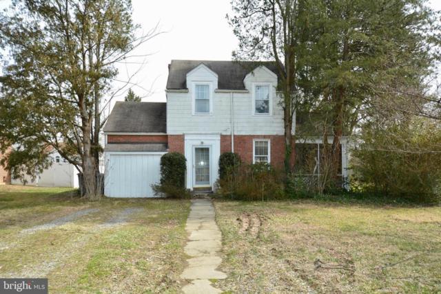 6201 Park Terrace, ALEXANDRIA, VA 22310 (#VAFX998374) :: The Maryland Group of Long & Foster