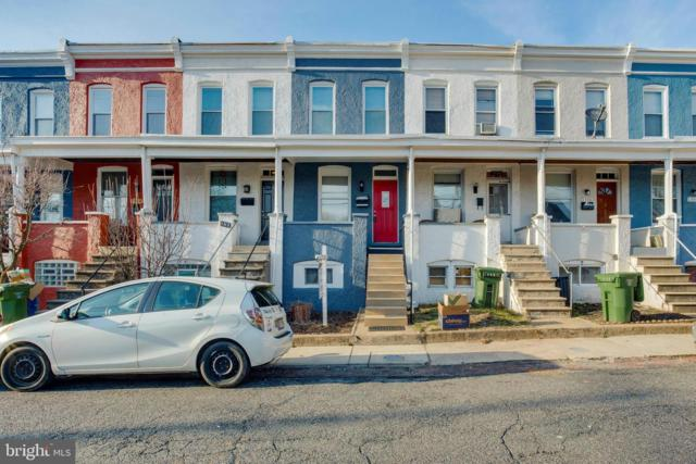 1310 Dellwood Avenue, BALTIMORE, MD 21211 (#MDBA439006) :: Browning Homes Group
