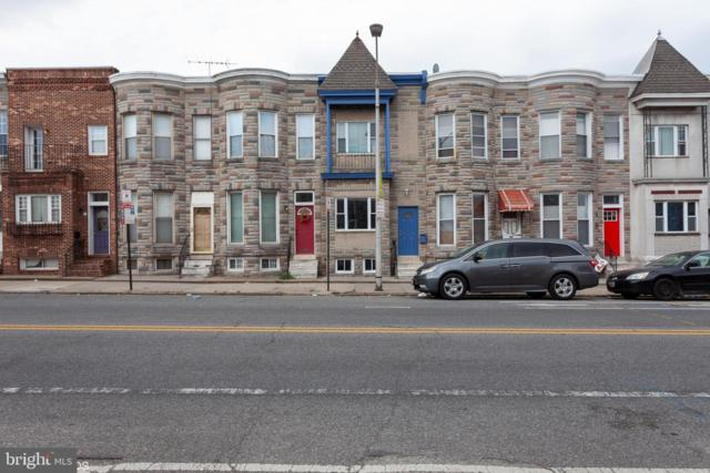 136 S Highland Avenue, BALTIMORE, MD 21224 (#MDBA439010) :: Browning Homes Group