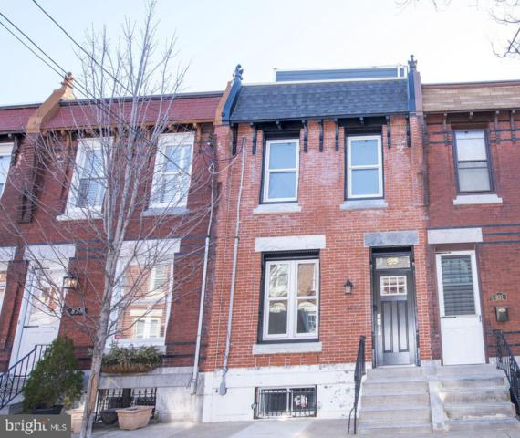 833 N Beechwood Street, PHILADELPHIA, PA 19130 (#PAPH723980) :: Keller Williams Realty - Matt Fetick Team