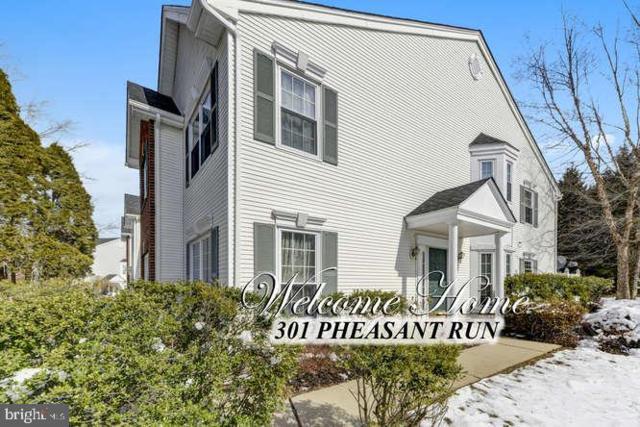 301 Pheasant Run, MONMOUTH JUNCTION, NJ 08852 (#NJMX120054) :: Remax Preferred | Scott Kompa Group