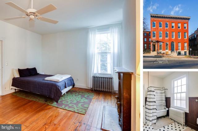 1618 Hollins Street, BALTIMORE, MD 21223 (#MDBA439110) :: Great Falls Great Homes