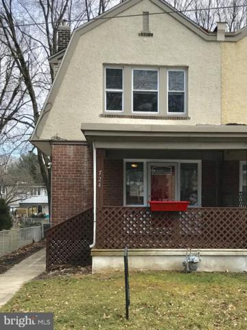 724 Bartram Avenue, COLLINGDALE, PA 19023 (#PADE438710) :: Remax Preferred | Scott Kompa Group