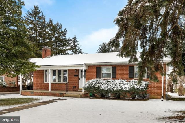 710 Midway Drive, FREDERICK, MD 21701 (#MDFR233808) :: Colgan Real Estate