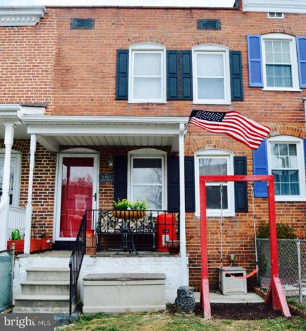 5307 Patrick Henry Drive, BALTIMORE, MD 21225 (#MDAA376642) :: Labrador Real Estate Team