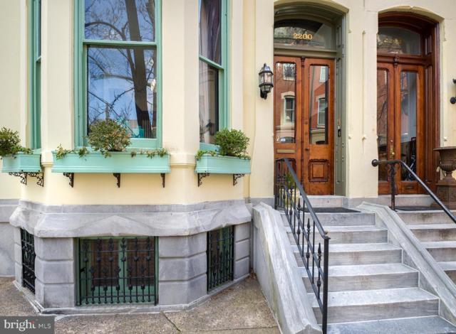 2200 Delancey Place, PHILADELPHIA, PA 19103 (#PAPH724396) :: Keller Williams Realty - Matt Fetick Team